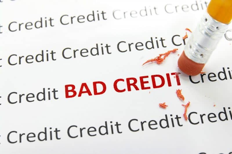 avoid having a bad credit score in the future
