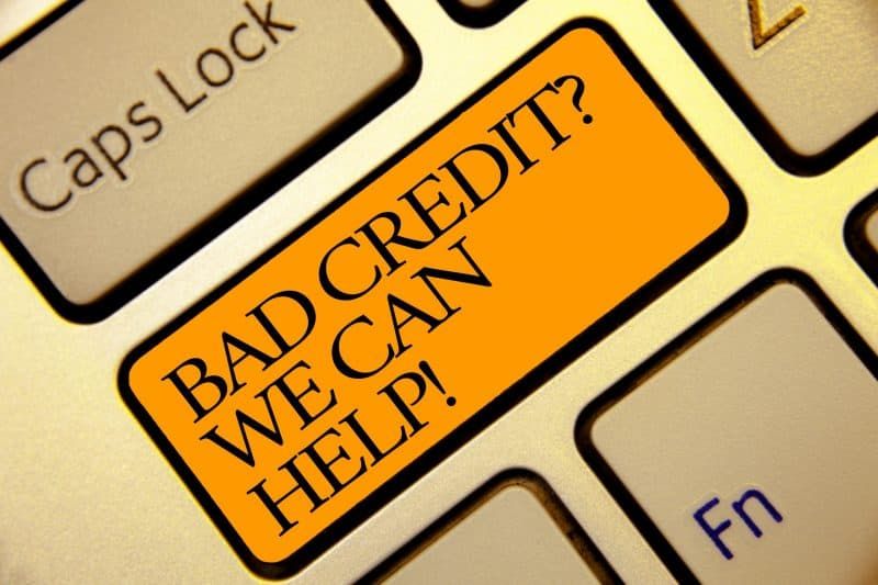 rebuild your credit score for financial success