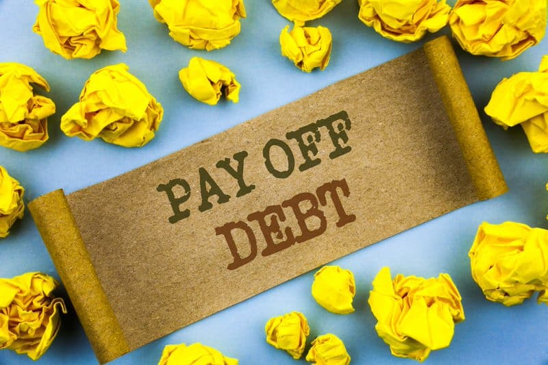 Consolidating or Paying Off Debt